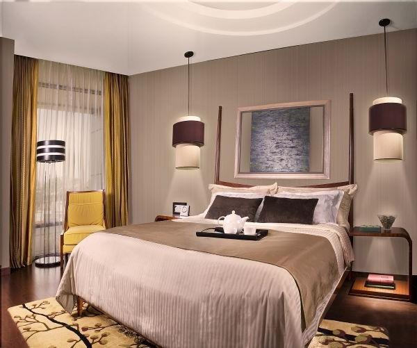 Classic Four Bedroom Apartment Design Concept Classic Four