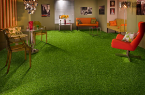 Indoor Project Ideas for Artificial Grass